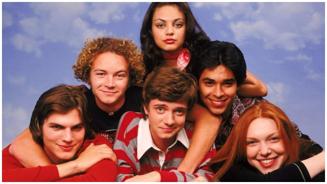 1. That 70s Show