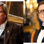 Jeff Bridges i Taron Egerton u Kingsman 2