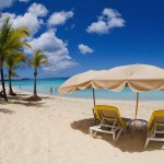 Meads Bay plaža, Caribbean island of Anguilla in the British West Indies