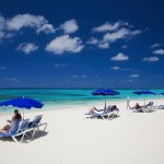 Shoal Bay East plaža, Caribbean island of Anguilla in the British West Indies