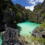 Laguna u Miniloc ostrvu, Bacuit arhipelag, Palawan, Philippines