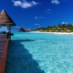 Spa na vodi u tropskom raju