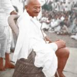 4. Mahatma Gandi