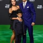 Ronaldo i Georgina Rodriguez