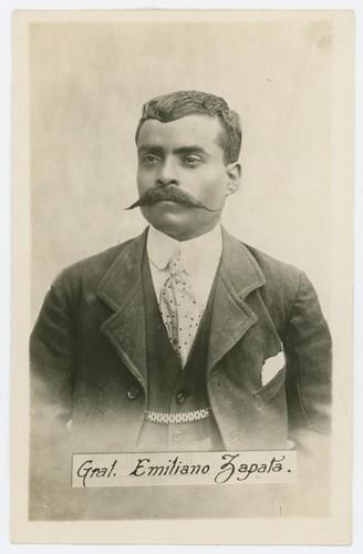 3. Emiliano Zapata
