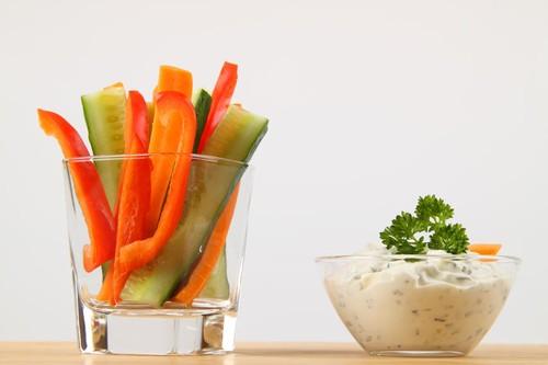 7. Unosite više sirove hrane